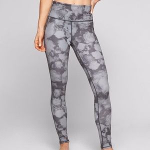 Athleta Floral Crush Chataranga High Waist Tight